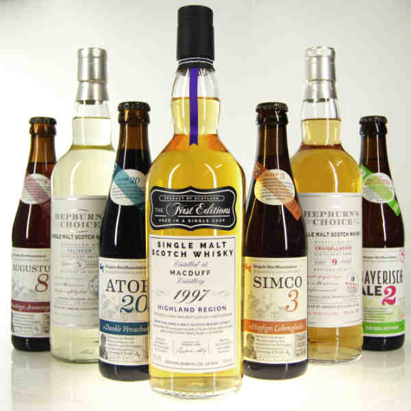 Crossover Tasting - Craft Beer meets Whisky!
